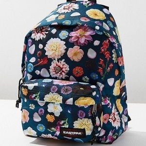 Eastpak mini backpack floral